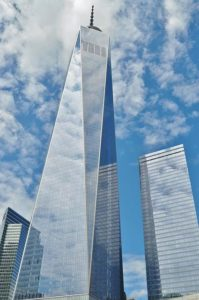 Flug-USA-one-world-trade-center
