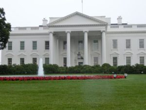 Flug-USA-white-house
